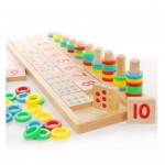 Teaching Logarithm 教学对数板