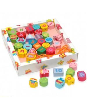 Garden String Beads 花园串珠玩具