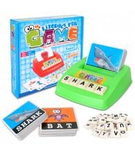 Spelling Literacy Fun Game 益智看图拼盘