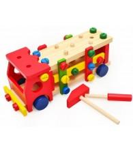 Assemble Screw Car