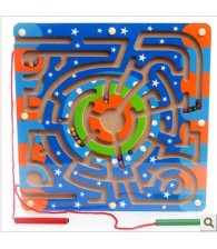 Magnetic Maze 磁性迷宫