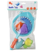Fishing Net with Sea Animals Bath Toy Beach Toy