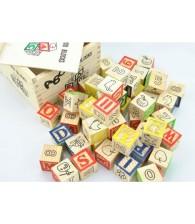 ABC Block Cube 英文字母积木
