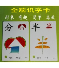Chinese Word Pattern Card