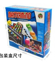 Master Mind Code Breaking Board Game