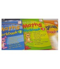 ETL Pre Primary Workbook Set of 2