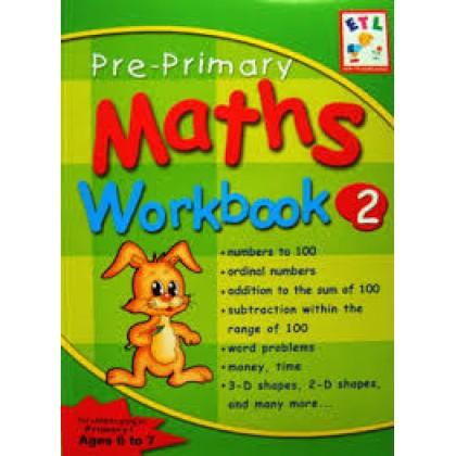 ETL Pre Primary Maths Workbook1