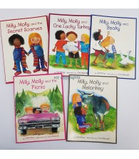 Milly Molly Story Book BIG (set of 5)