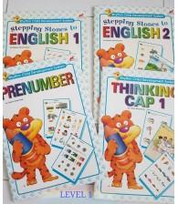 BM Koala preschool activities series set of 3 (level 1-3)
