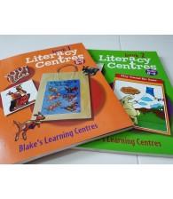 Blake's Learning Center Set of 2