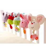 Pulling Musical Soft Toys