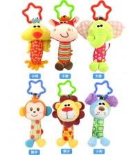 Grasping rattles Hanging Toys