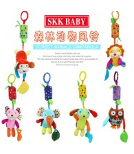 Animal wind chimes Hanging Toys
