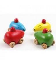 Beep Mouse Car 小老鼠BB车