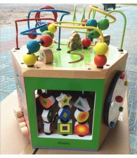 Korea Mini Six Sided Activity Station