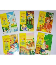 Fairy Tales story Books set of 4 Level
