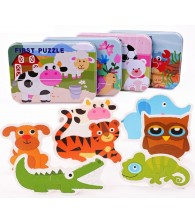 First Puzzle New Series Matching Puzzles