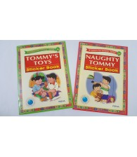 A Lesson For Tommy' Series set of 2