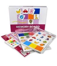Memory Board - Old Stock Box Yellowish