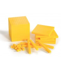 Base 10 Blocks W/O weight (121pcs)