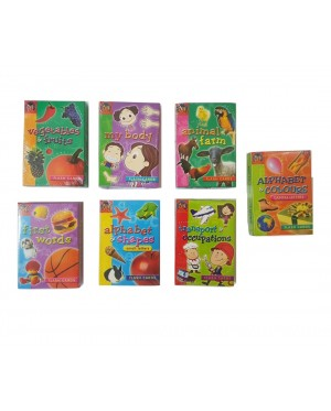 Flash Card in Box (Small) SET of 7