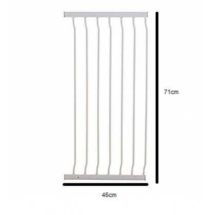 Baby Safety Gate Extension 45cm
