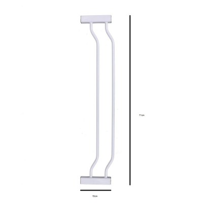 Baby Safety Gate Extension - 15cm