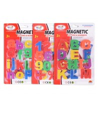 First Classroom Magnetic Alphabet Number Fridge Magnet