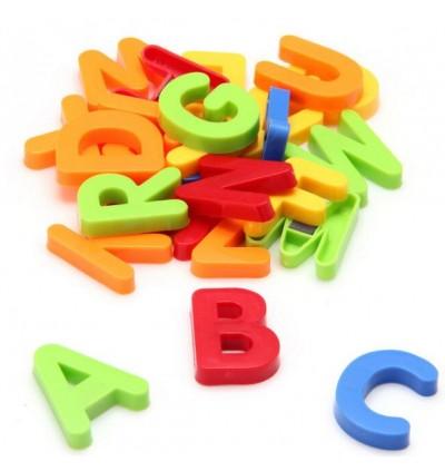 First Classroom 80pcs Magnetic Alphabet Number Fridge Magnet