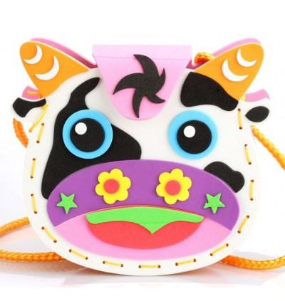 Children DIY Eva Sling Bag Art & Craft