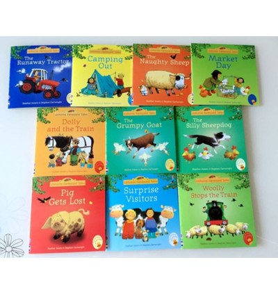 Usborne FarmYard Tales Pocket Story Book