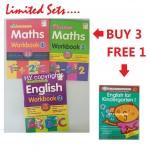 English Math Preschool Workbook Easy to Learn (Factory Clearance Stocks)