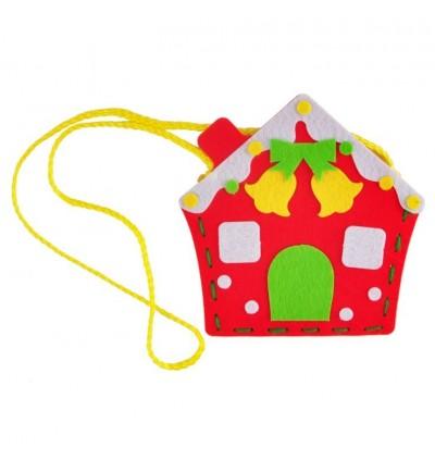 Christmas Sling Bag DIY Material Pack