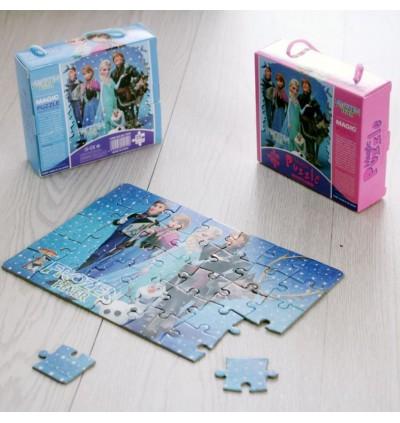 35pcs Small Cardboard Puzzle (min 5)