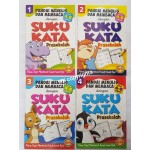 Pandai Menulis Suku Kata Set of 4