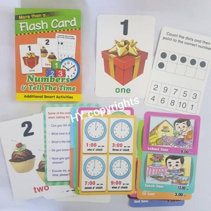More Than A Flash Card (Medium)
