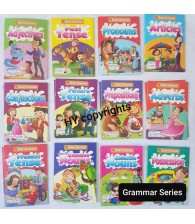 My Smart English Set of 12