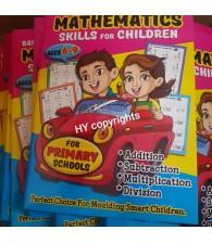 Basic Mathematics Skills Activity Book