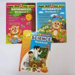 Super Skill Math & Science (Set Of 3)