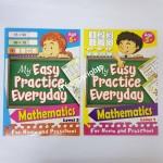 Easy Practise Mathematics (Set Of 2)