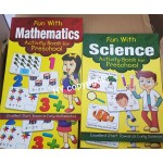Pre-School Science / Math Activity Book