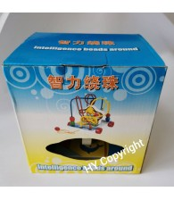 Intelligence wire beads car