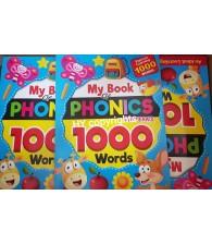 My Book of Phonics (1000 Words)