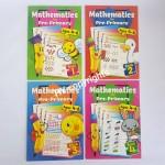 Mathematics for Pre-Primary (Set Of 4)