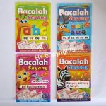 Bacalah Sayang Suku Kata Reading & Activity Books (Set Of 4)