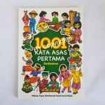 1001 Kata Asas Pertama Dwibahasa (English/Bahasa)