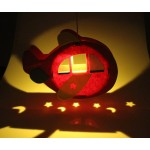 Eva Lantern DIY Material Set with Music and Light (Battery Not Include)