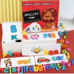 Learn & Write Phonic Spelling Game