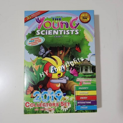 The Young/Junior Scientists