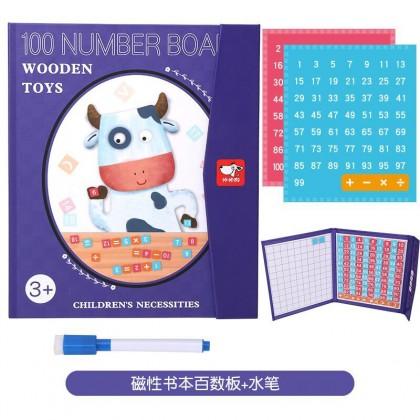 Magnetic Books Alphabet Number HanYuPinYin
